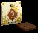 Perníková čokoláda 53% 4g