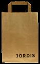 Papírové tašky Jordi's 10ks